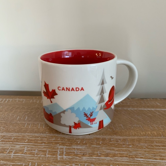 Starbucks you are here Canada